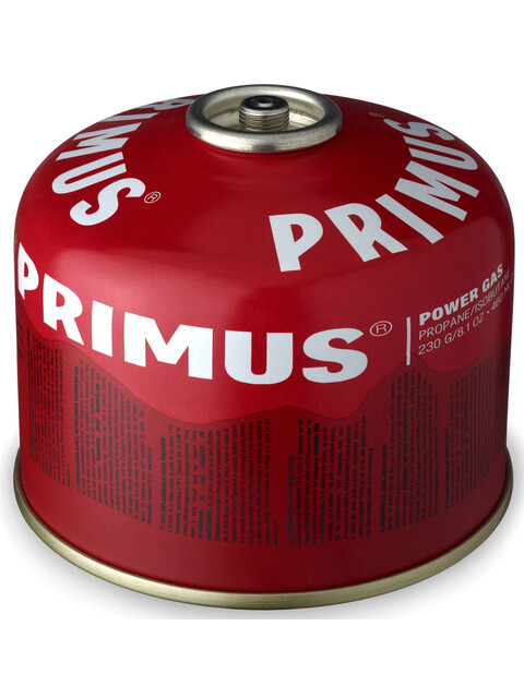 Primus Power Gas Brandstof 230g rood